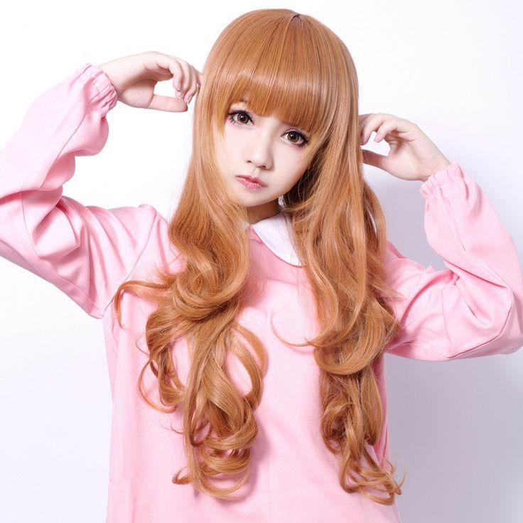 Miu Cute Blonde Shinjuku Cosplay Wig HMX-210 <3 SHOP NOW! http://cosplaysushi.com/products/miu-cute-blonde-shinjuku-cosplay-wig-hmx-210  #cosplay #wigs #hair #blonde #shinjuku