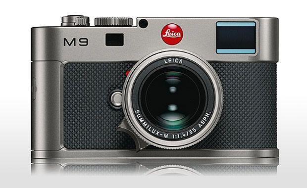 Leica M9 Titanium Limited Edition  design Da Silva... finition titane. Fabriqué en 2010. #leica #collection
