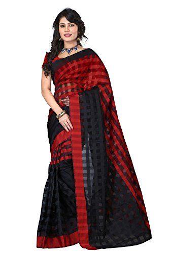 Saree Colour:Multicolour & Blouse Colour:Multicolour Saree Fabric:Bhagalpuri Silk & Blouse Fabric:Bhagalpuri silk Saree Print:Plain Checks print & Saree Length:5.5m,Blouse Length:0.8m