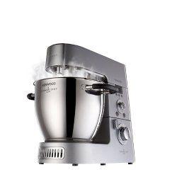 Cooking Chef de Kenwood : un robot chauffant