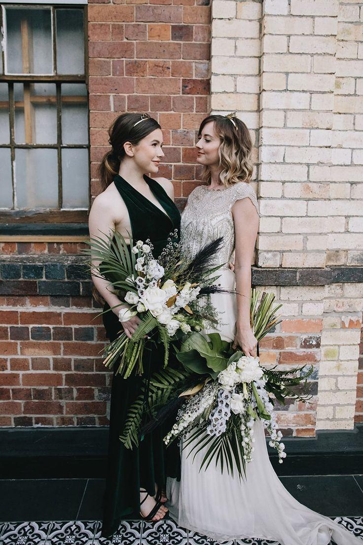 Emerald Art Deco Wedding Inspiration Art Deco Wedding Dress Art Deco Wedding Inspiration Art Deco Wedding Flowers