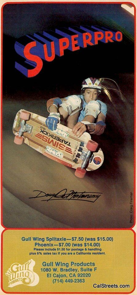 Vol 1 Vintage Skateboard Magazine Advertising 70s 80s