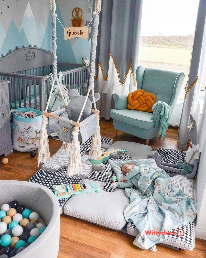 Top 30 Most Amazing Budget Friendly Baby Room Ideas In 2020