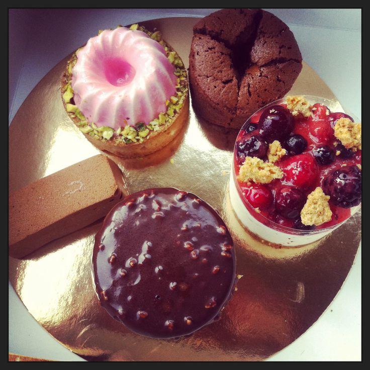 restaurnt desserts