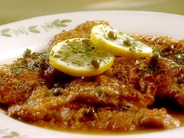 Best 100 veal recipes images on pinterest cooking food veal get sandra lees veal piccata with parsley and capers recipe from food network forumfinder Gallery