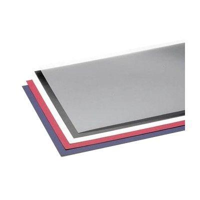 TAPAS TRANSPARENTE PLASTICO A4 (100 unidades). Tapas de plástico de PVC de 0,20 mm. de grosor. Se fabrican transparentes.