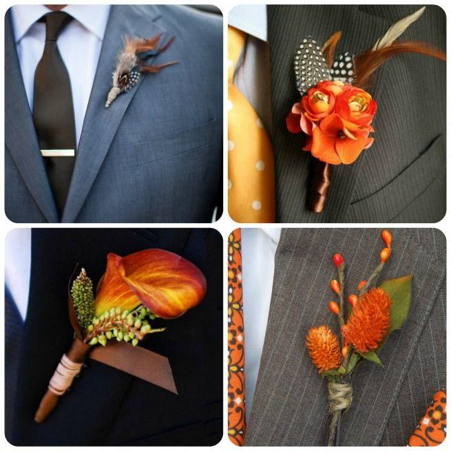 Fall Wedding Ideas - Uniquely Yours Wedding Invitation
