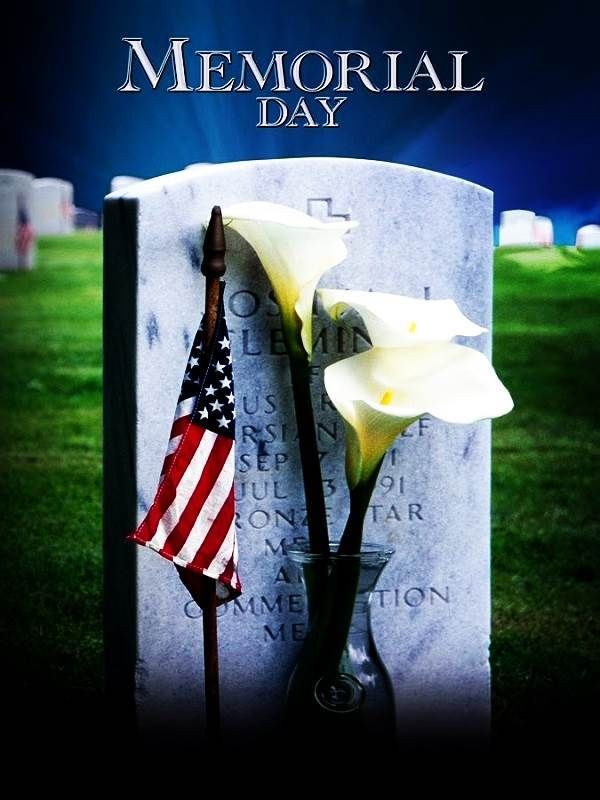 what day us memorial day 2015