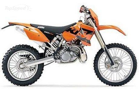 2000 KTM 200 EXC