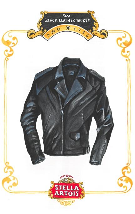 """""""Las tendencias vienen y van, pero hay piezas que son para siempre. La chaqueta de piel es de las prendas que siempre se ven bien, temporada tras temporada."""""""