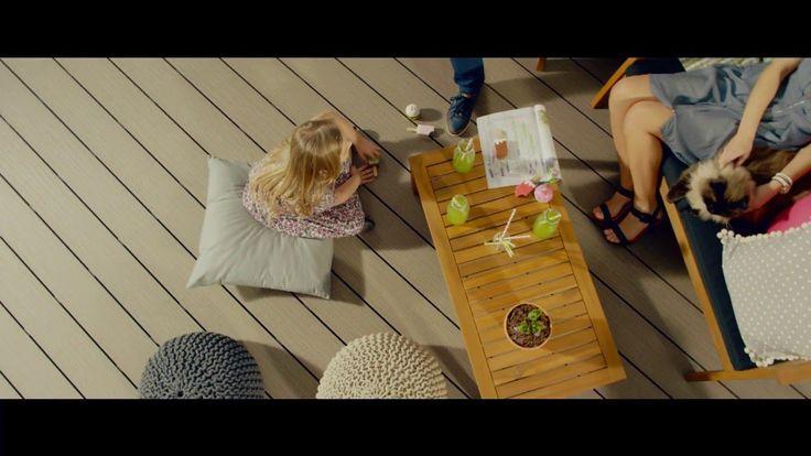 TERASE LEMN | DECK TERASE | DECK PISCINE | WPC DECK REHAU. Profilele de deck terase din lemn si WPC prezinta o stabilitate dimensionala buna in conditiile variatiilor de umiditate si temperatura. Lipsa intretinerii cu uleiuri bianuale face din Deck-ul WPC un concurent redutabil pentru podelele exterioare din lemn natural. Pentru oferte si modele de deck din lemn pentru terase si piscine sau deck wpc compozit accesati: https://tdf.ro/deck-terase-lemn-wpc-piscine-exterior/