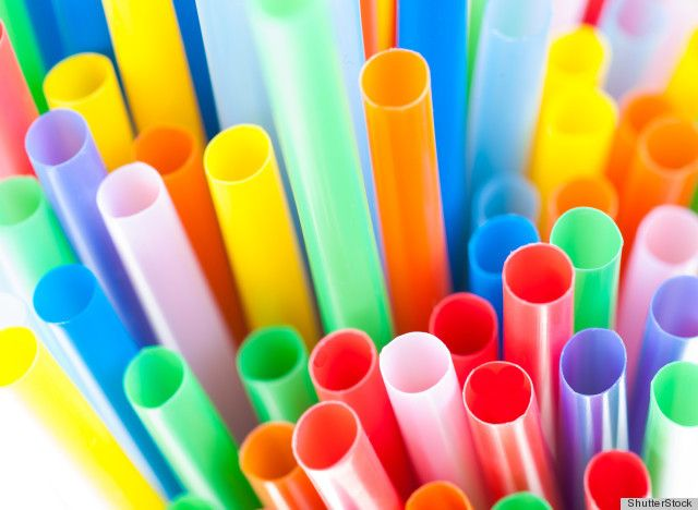 The Best Cleaning Use Straws To...  clean small spaces in your home.