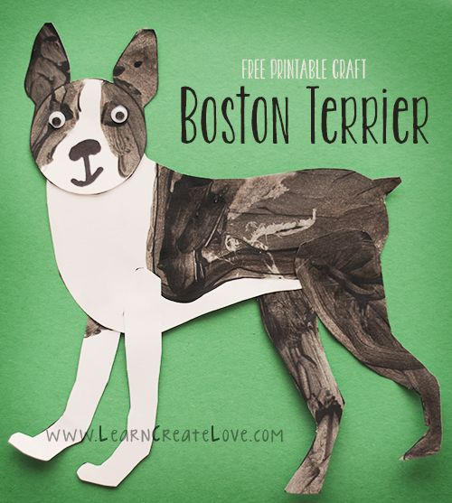 Crafts For Dog Lovers: 1000+ Images About Mammal Crafts On Pinterest