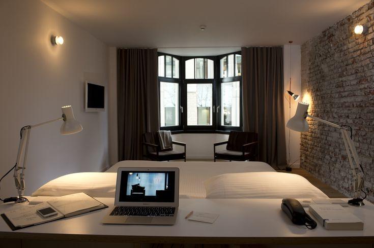 Notre hôtel atypique et original Bruxelles Central | 9 HOTEL Collection