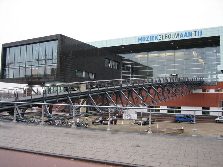 Bimhuis Amsterdam, The Netherlands #EuropeJazz