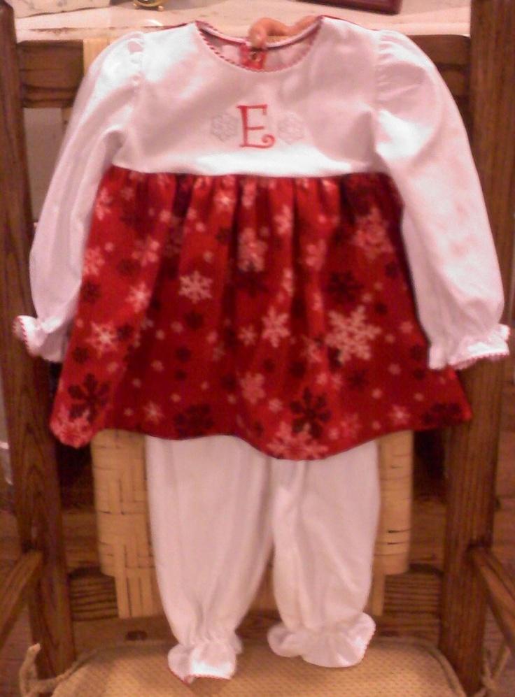 Carter S Christmas Pajamas