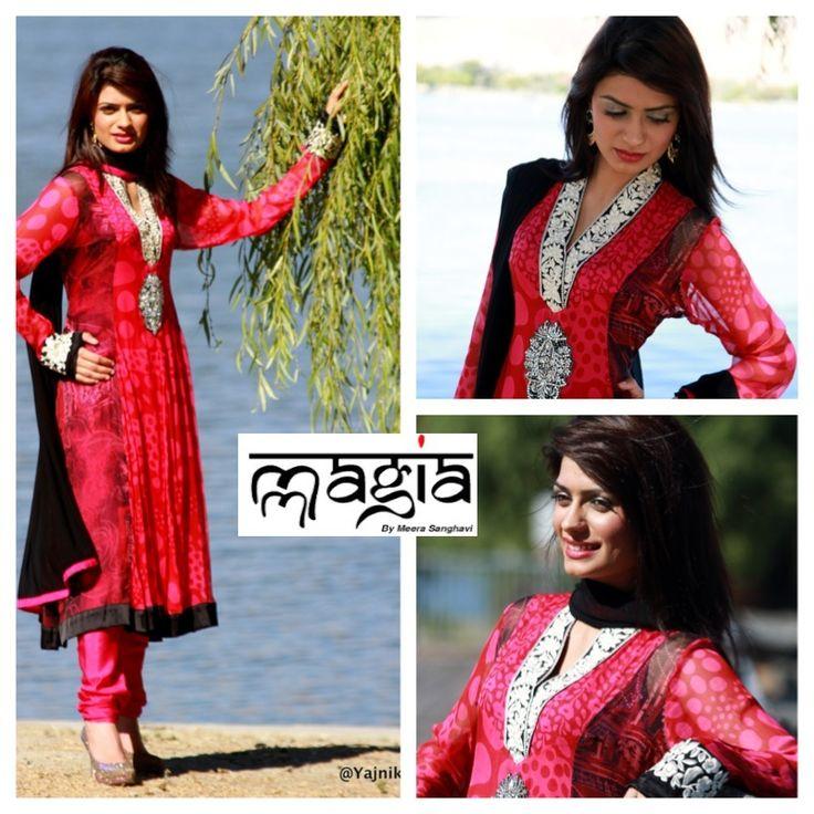 Pinkalacious Dress Model: Manpreet Rai.