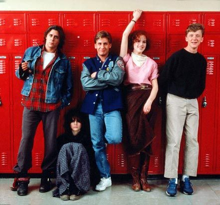 This is the scene that makes  The Breakfast Club  the greatest high school movie ever