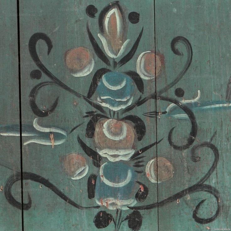 Дверь. Фрагмент
