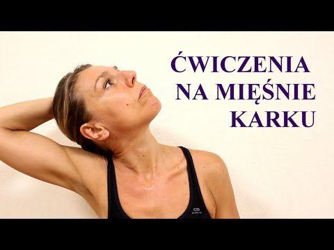 Ćwiczenia na mięśnie karku - YouTube