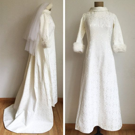 1960s wedding gowns | 1960s Opalescscent sequin chain mail mini ...