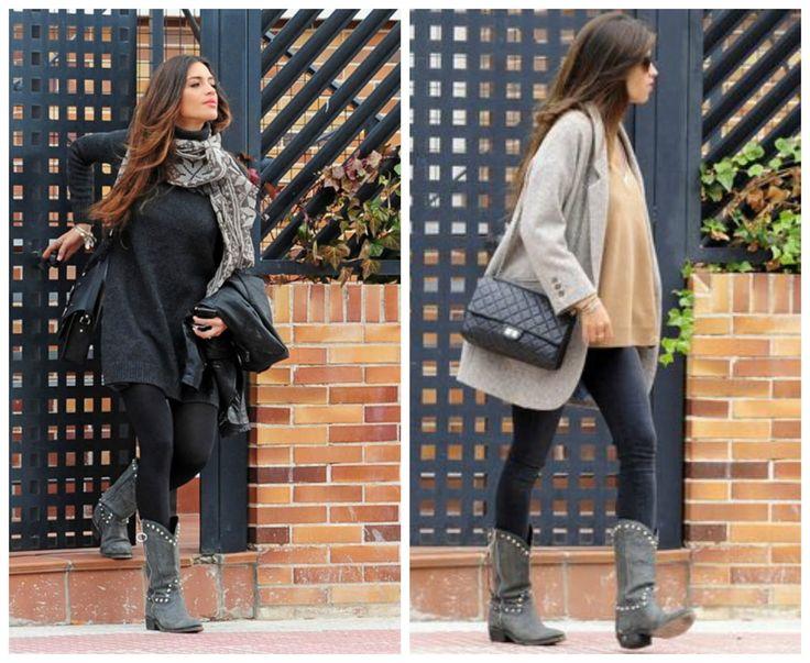 Mi princesa Emma: Embarazadas con estilo: Get the look. Sara Carbonero. http://miprincesaemma.blogspot.com.es/
