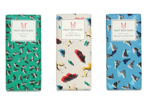 Mast Brothers make chocolate with tastes from all over the world.