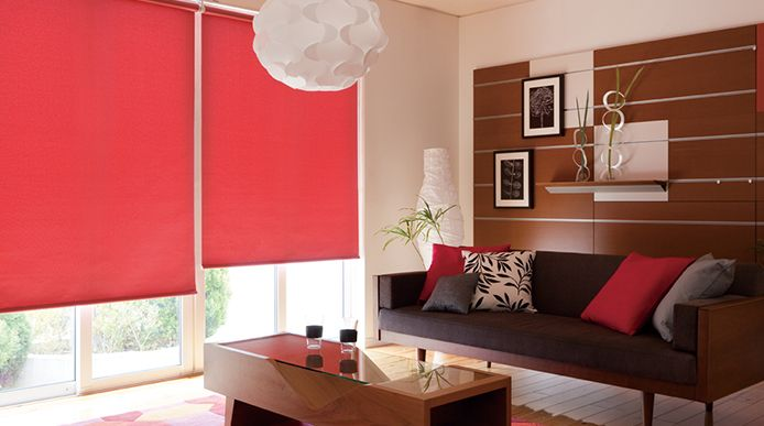 Perfect Blinds carry most versatile window covering Roller Blinds in different colors and modern designs. Visit us now.