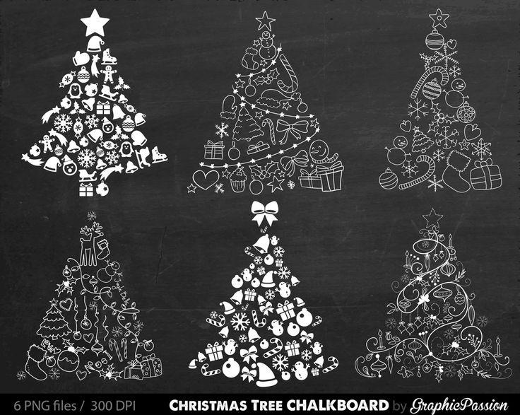 √ Malvorlagen Weihnachten Kreidestift DIY  Weihnachten