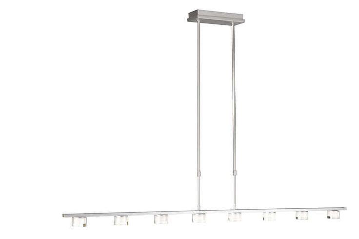 Lámpara colgante LED Darius en aluminio de Philips | ELECTRICISTA AUTONOMO MADRID