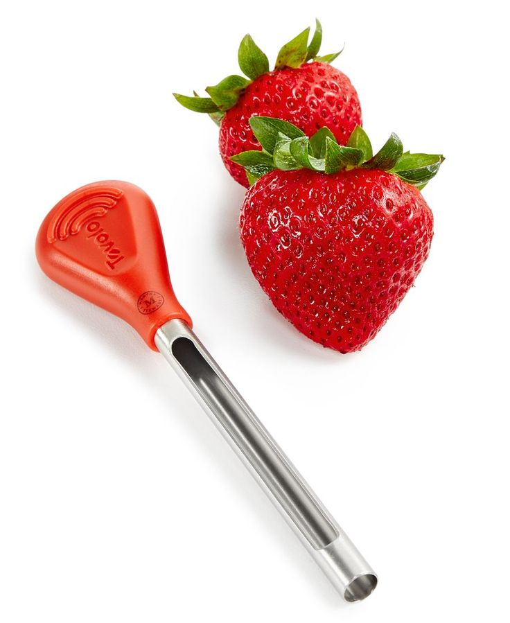 Martha Stewart Collection Strawberry Huller, Created for Macy's