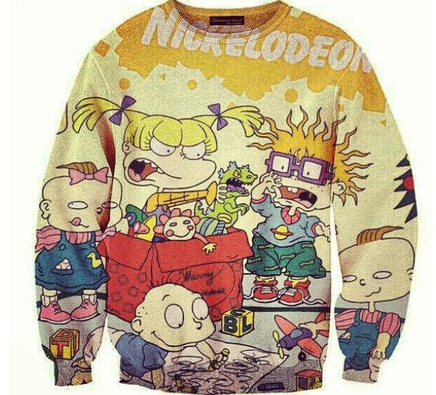 Rugrats sweater | T-shirts and Hoodies | Pinterest | Sweet ...