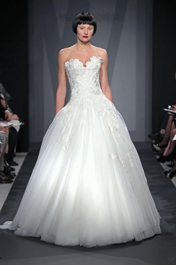 20 best mark zurino images on pinterest wedding frocks for Largest selection of wedding dresses