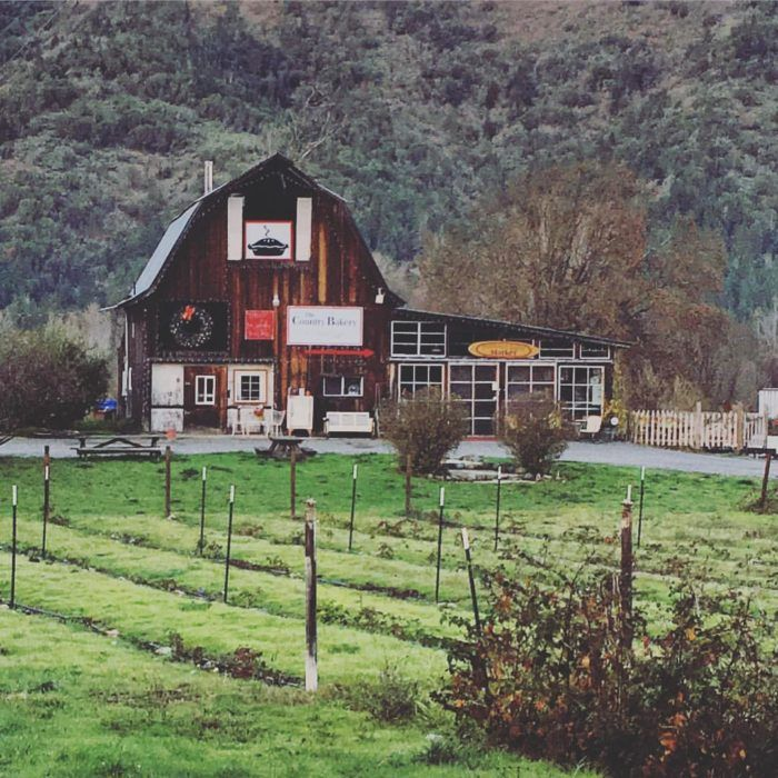 Stop in to this wonderful bakery located on a Rogue Valley berry farm for an unforgettable experience.