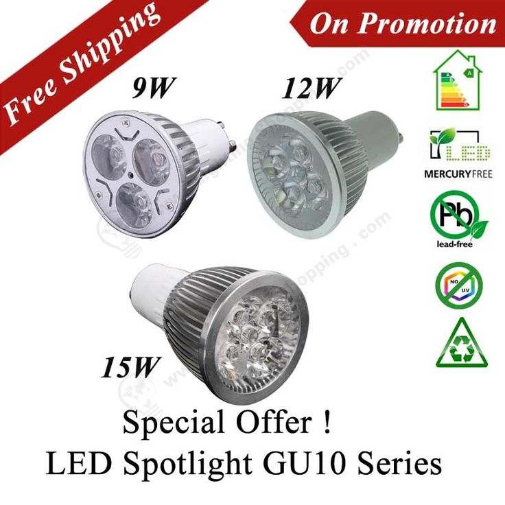 Best Price Led Spotlight, GU10 Base, AC85~265V, Replaces Traditional Halogen Lamp - See more at: http://www.lightingshopping.com/best-price-led-spotlight-gu10-base-type-110v-220v.html