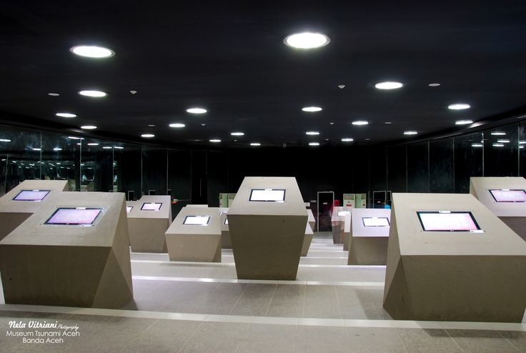 Tsunami Museum, Banda Aceh - Naggroe Aceh Darussalam