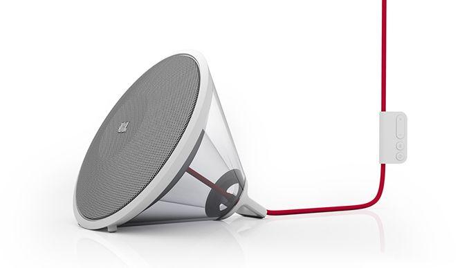 JBL|シャワーヘッド型のBluetoothワイヤレススピーカー 発表