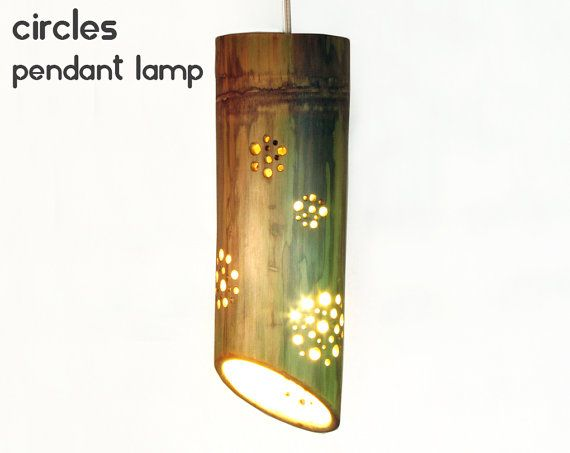 Bamboo pendant lamp handcrafted with love by @Bamboozledesign.  https://www.etsy.com/listing/241329426/pendant-lamp-bamboo-ceiling-lamp-with?ref=shop_home_feat_4