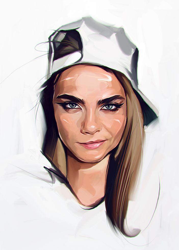 19 illustrations 20 portraits