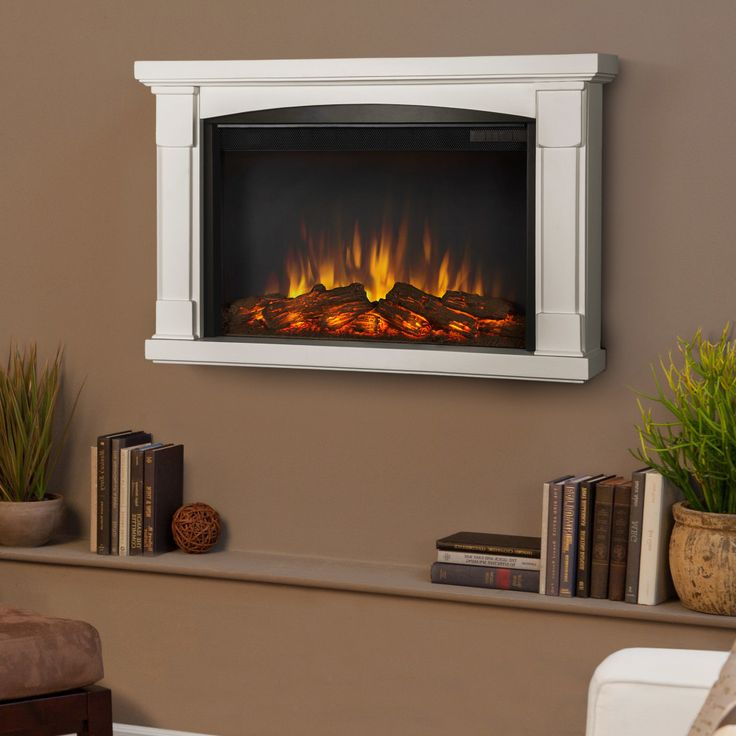 25 best ideas about wall mount electric fireplace on - Bedroom electric fireplace ideas ...