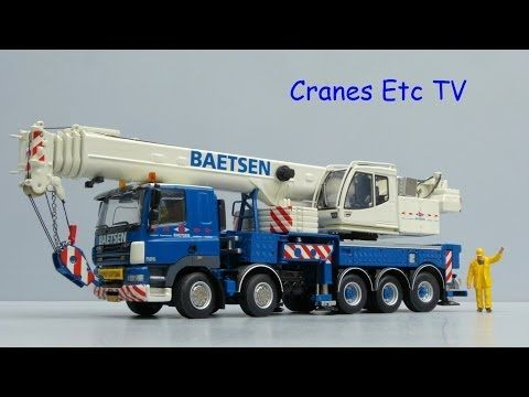 Take a look at WSI's Baetsen Kraanverhuur - Faun HK70 DAF CF85 Truck Mounted Crane Product Review by Cranes Etc. Pre-Order yours today at: 3000toys.com