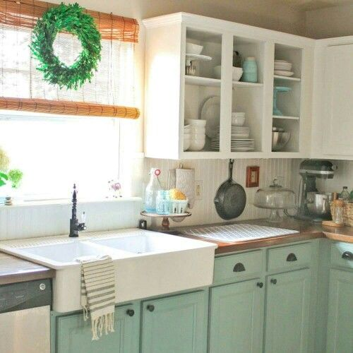 Chalk Painted Kitchen Cabinets 2 Years Later: 13 Best Ideas For The House Images On Pinterest