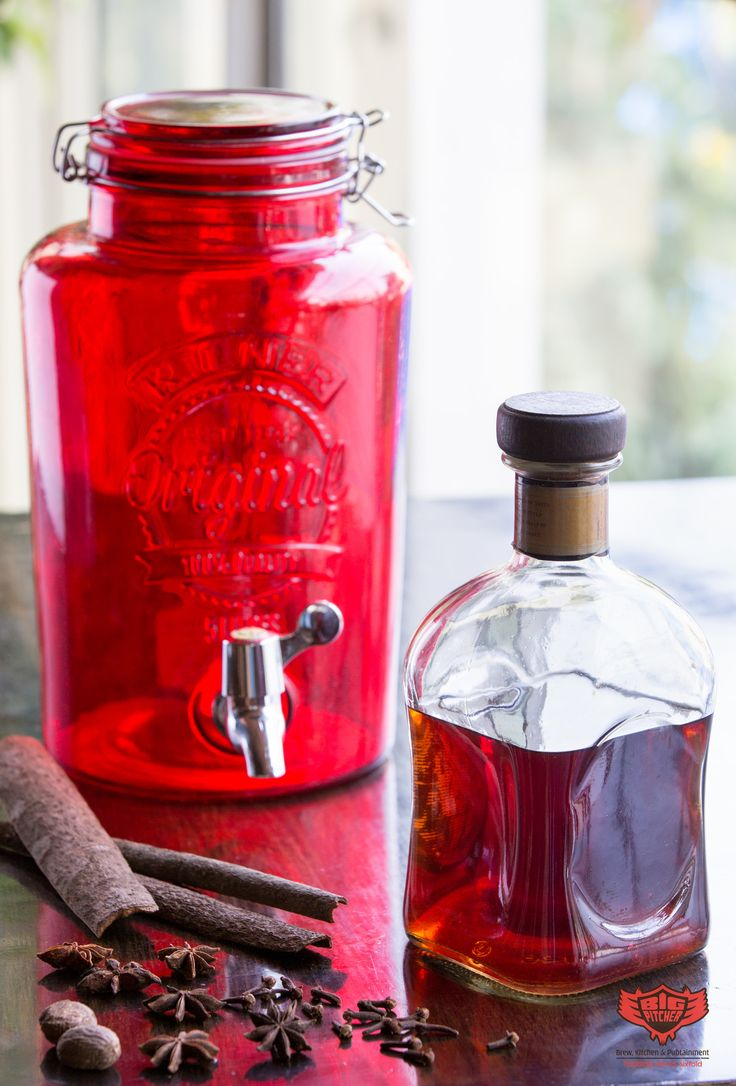Infused Whisky: - A blend like none! Home infused whisky with Cinnamon & Nutmeg. Something that is available only at Big Pitcher, a must-have to get the thorough experience of Whisky, using 3 varieties of Whisky!