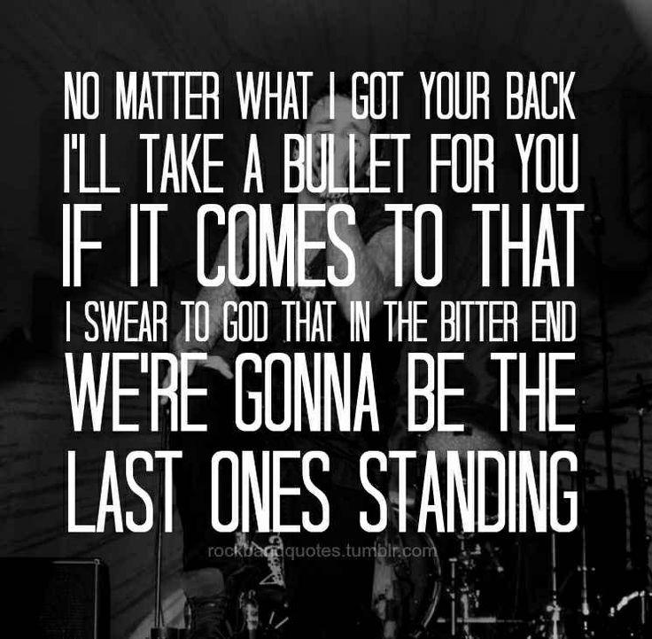 No Matter What - Papa Roach, Jacoby Shaddix