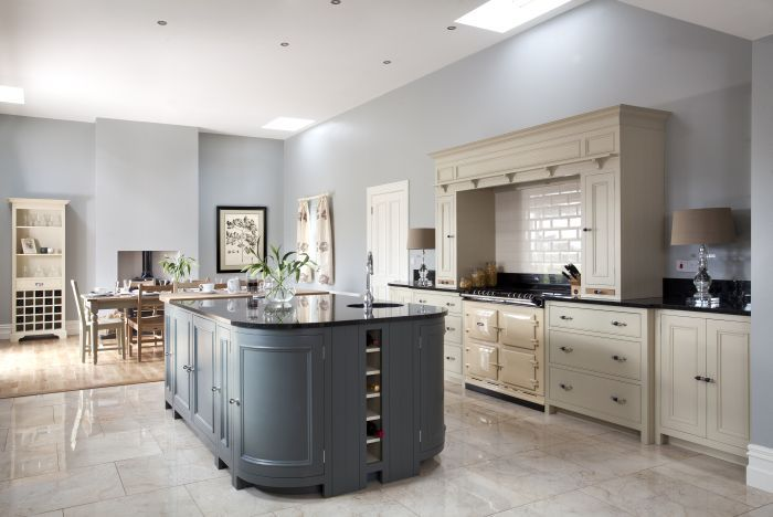 Neptune Chichester Kitchen fitted by Deanery Furniture.