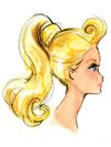 The Barbie Ponytail: The Official (Doll-Approved) How-to: Daily Beauty Reporter