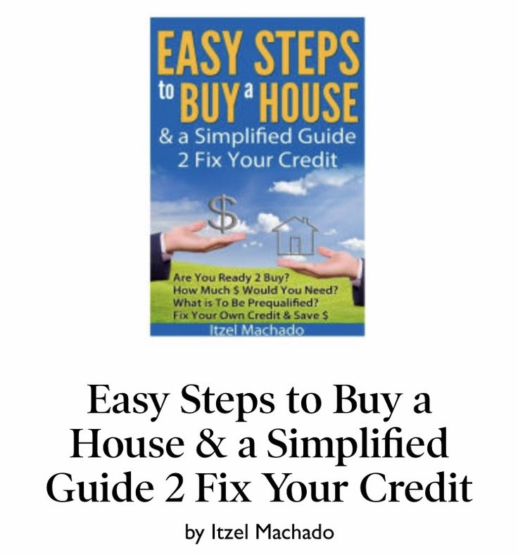 how to fix credit fast to buy a house