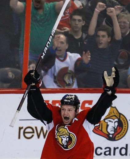 Ottawa Senators...Chris Neil
