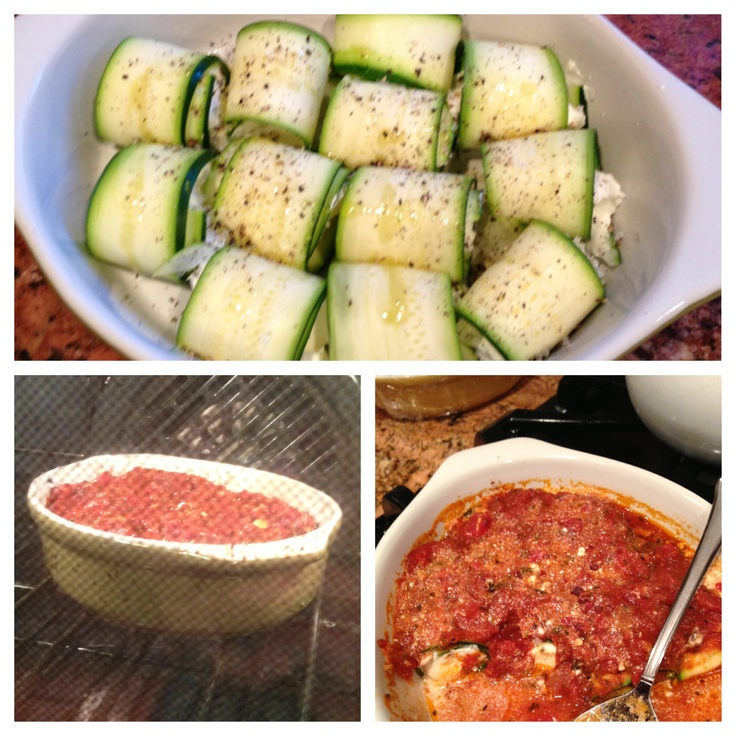 zucchini rollitinis inspired by burtons these slivers of zucchini are ...