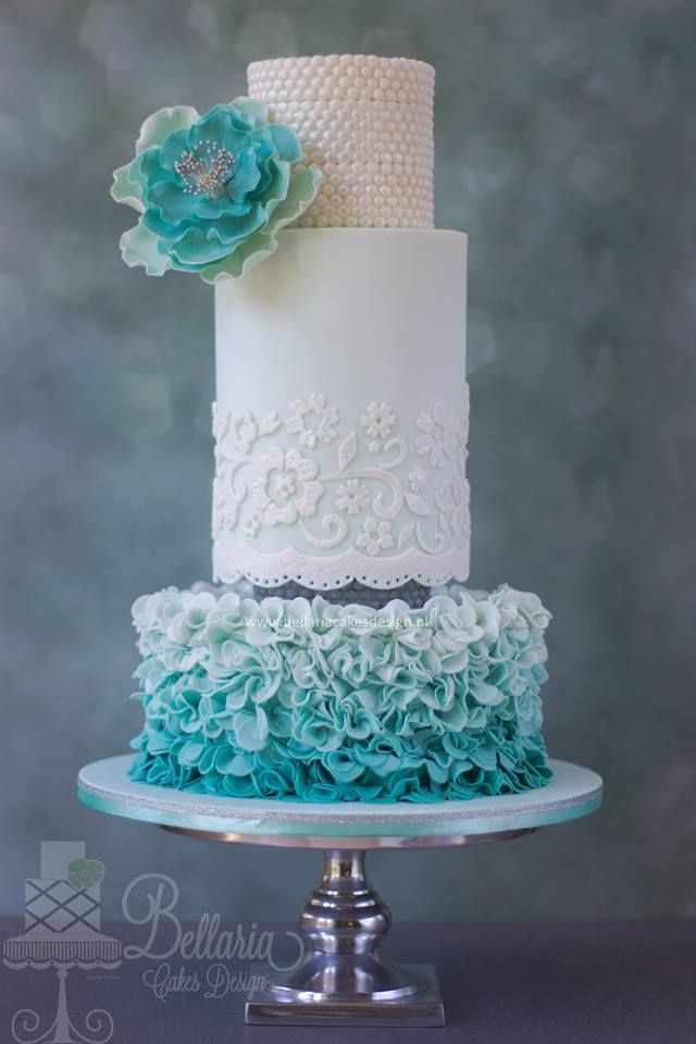 how to make a wedding cake out of cupcakes 94 best brush stroke cakes amp chocolate shard cakes images 15896